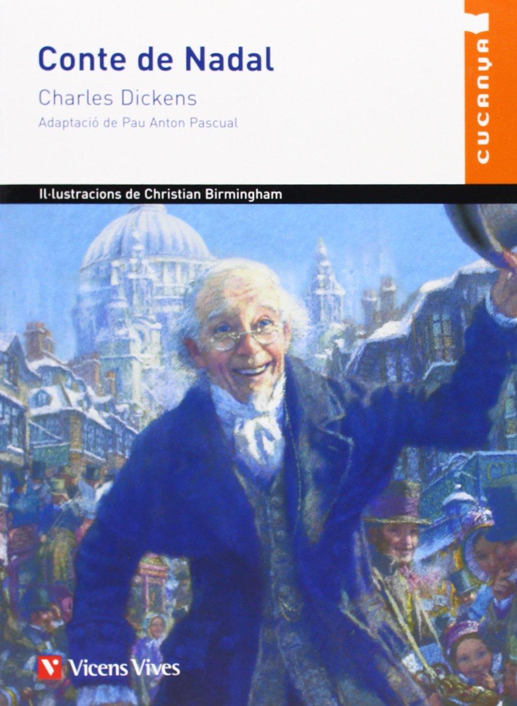 portada de llibre de Charles Dickens