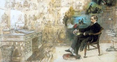 Dickens Dream il·lustració